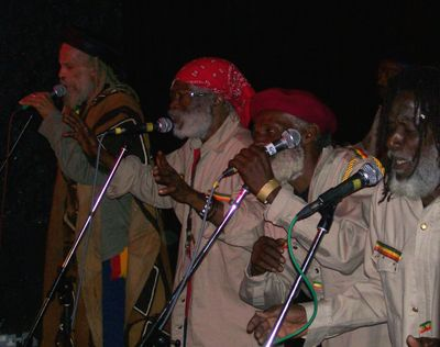 The Congos - bosssounds
