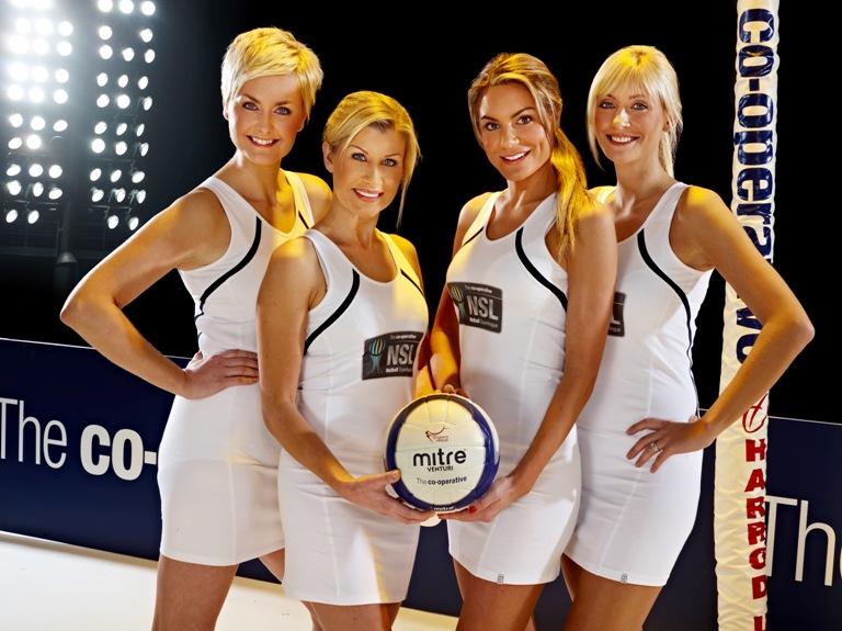 Sky Sports Football Presenters. Sky netball